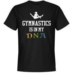 Gymnastics in my DNA