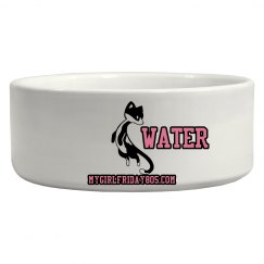 MGF Kitty Cat Love Water Dish