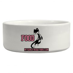MGF Kitty Cat Love Food Dish