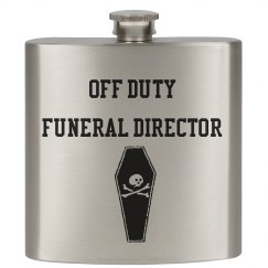 Off duty flask