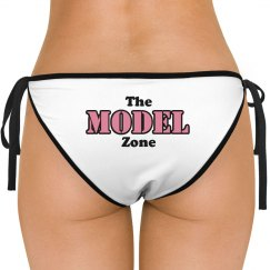 Custom Print Bikini Bottom