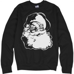 Trendy Santa Design