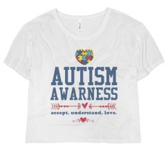 Accept And Love Autism