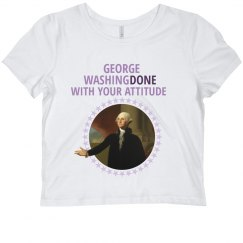 George Washingdone