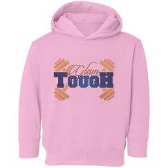 Glamtough Toddler Hooded Sweatshirt