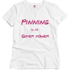 Pinning is my super power raspberry
