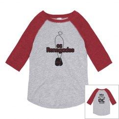 OC -Renegades - practice shirt