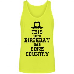 Cowgirl's Country 18th Birthday