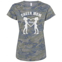 Custom Name Cheer Mom