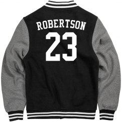 Robertson football jacket