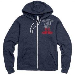 Sleigh hoodie
