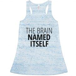 Brain Named Itself Marble
