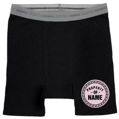 Property Of Boxer Briefs For Him