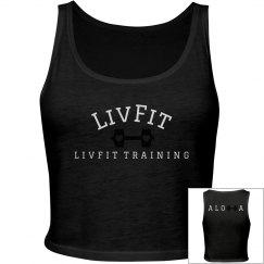 LivFit Crop Tank