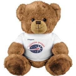 GSC 8 Inch Teddy Bear Stuffed Animal