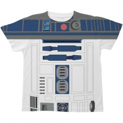 Youth Robot Space Costume