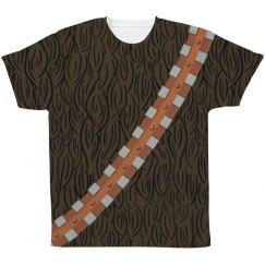 Chewie Halloween Costume