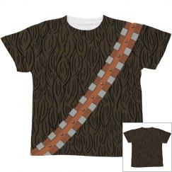 Kids Chewie Costume