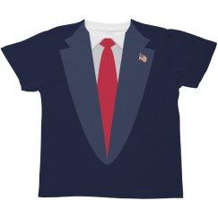 Kid's Little Trump Suit