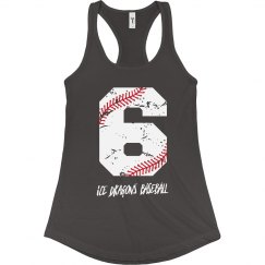 #34 Ladies Tank-Next Level Brand-#