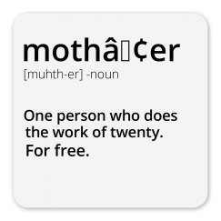 Mother's Day Definition Magnet