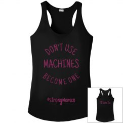 Become a Machine