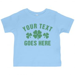 Custom Cute St. Patty's Day Design
