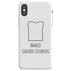 iPhone X Baked Goods Phone Case