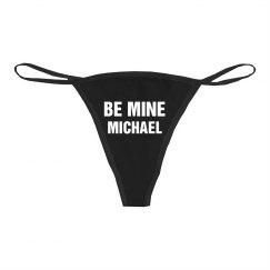 Be Mine Undies for Her