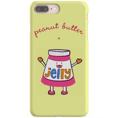 PBJ iPhone case