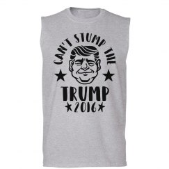 Can't Stump Trump Election Tank