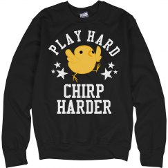 Play Hockey Hard Chirp Harder