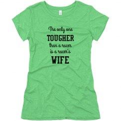 tough racer wife