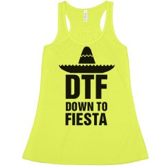 Down To Fiesta on Cinco De Mayo