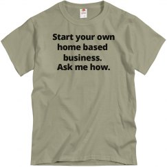 Start your own business T