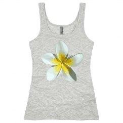 White & Yellow Flower