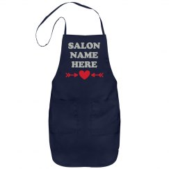 Love Hair Salon Apron