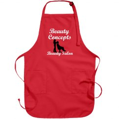 Custom  Salon Apron