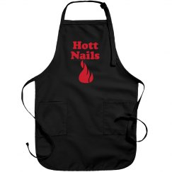 Nail Salon Custom Apron