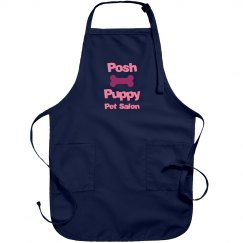 Custom Pet Salon Apron