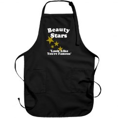 Custom Apron For Salon