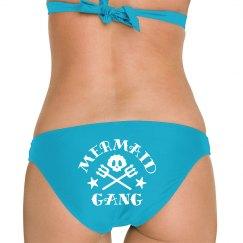 Cute Beachy Mermaid Gang