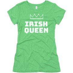 Matching Irish Queen Girl