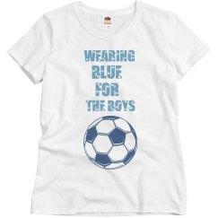 Blue For The Boys Tee