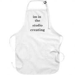 creating apron