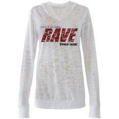 RAVE Burnout Hoodie