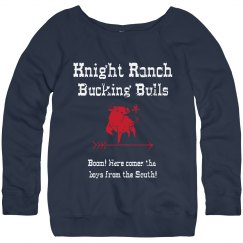 Knight Ranch Bucking Bulls Jr SW