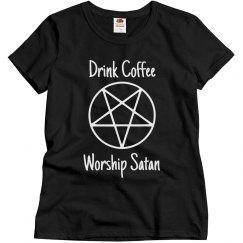 Drink Coffee Hail Satan