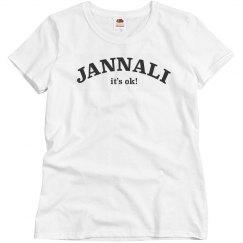 Jannali it's ok  -  womens