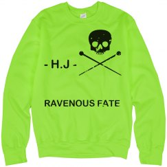 RAVENOUS - SWEATER, UNISEX